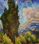 Bondi Van Gogh Cyprus