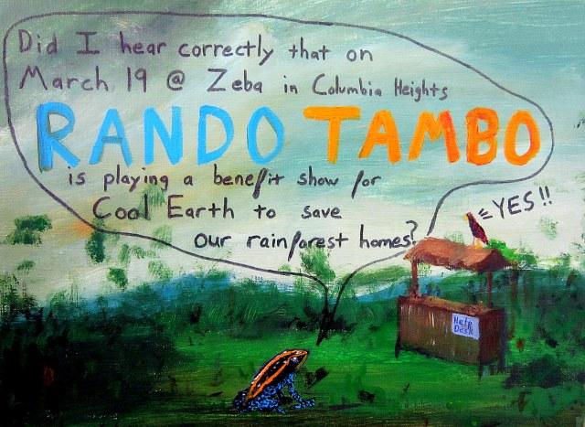 Rando Tambo March 19