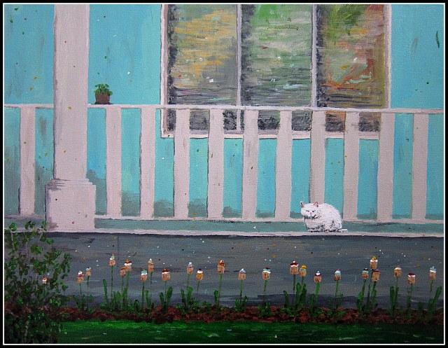 Tulip Cupcakes pt. 3; Kitty's Revenge