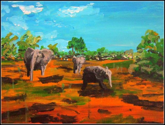 Kruger Elephants II